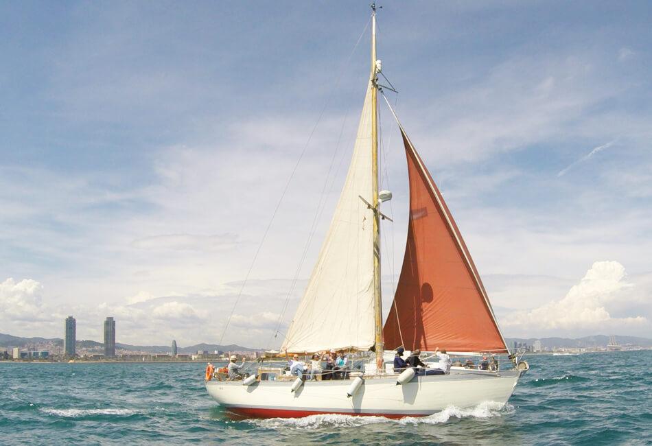 41 Ft Gemini Classic Sailboat - Barcelona – compare prices