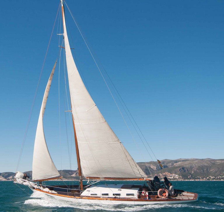 47 ft Tagomago Sailboat