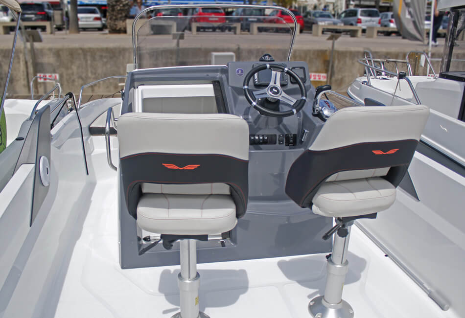 21 Ft Spacedeck Flyer 6 6 - Barcelona – compare prices of