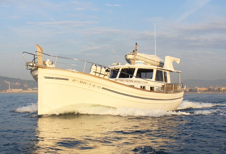 48 ft Es Cau Luxury Fishing Boat