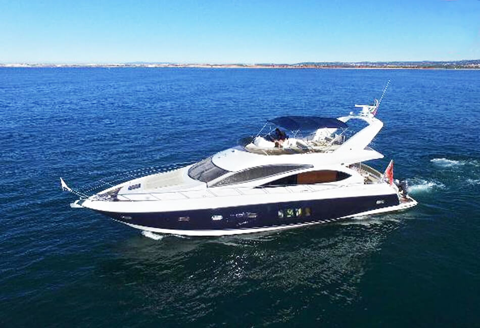 49.21 ft Sunseeker Manhattan 52 Luxury Yacht